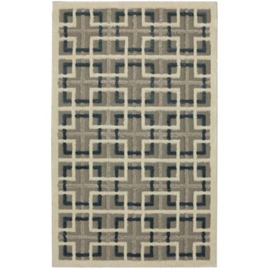Mohawk Home Loft Square Off Rectangular Rugs