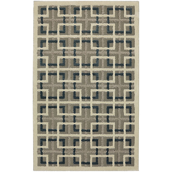 Mohawk Home Loft Square Off Rectangular Indoor Rugs