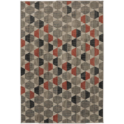 Mohawk Home Metropolitan Brock Rectangular Rugs
