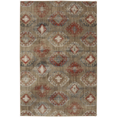 Mohawk Home Metropolitan Ion Rectangular Indoor Area Rug