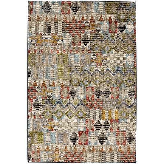 Mohawk Home Metropolitan Massey Rectangular Indoor Rugs