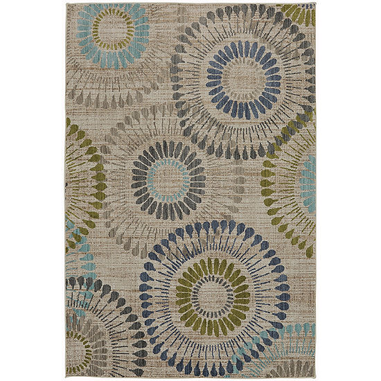 Mohawk Home Metropolitan Weston Rectangular Indoor Rugs