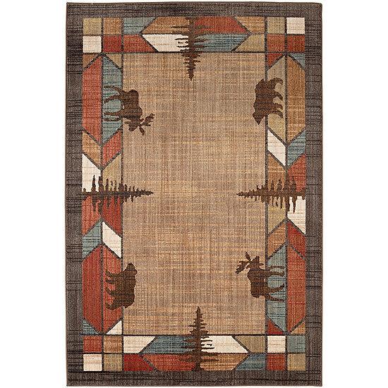 Mohawk Home Destinations Butte Rectangular Indoor Rugs