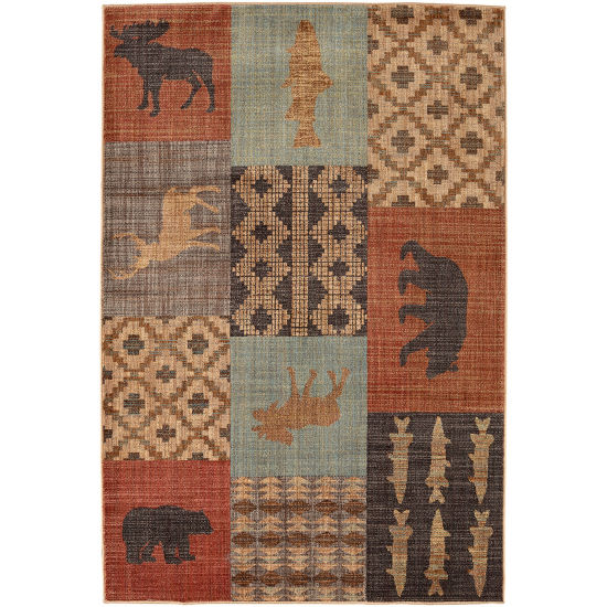 Mohawk Home Destinations Nome Rectangular Rugs