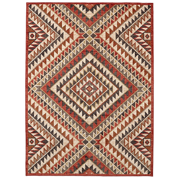 Mohawk Home Destinations South Pass Rectangular Rugs
