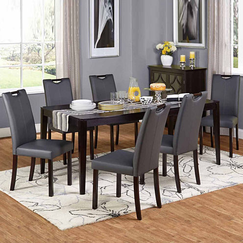 Tilo Butterfly 7-pc. Dining Set