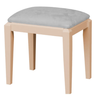 International Concepts Vanity Stool Jcpenney
