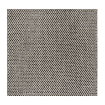 Safavieh Courtyard Collection Blanca Geometric Indoor/Outdoor Square Area Rug