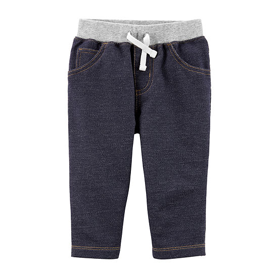 Carter's Boys Skinny Pull-On Pants - Baby