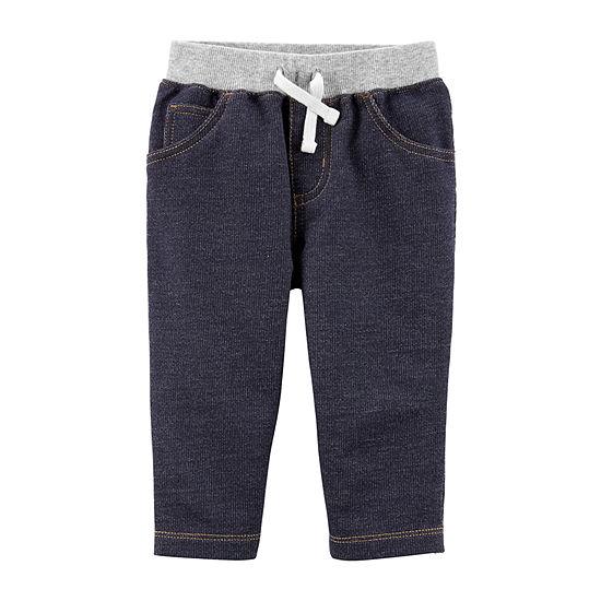 Carter's Boys Skinny Pull-On Pants - Baby