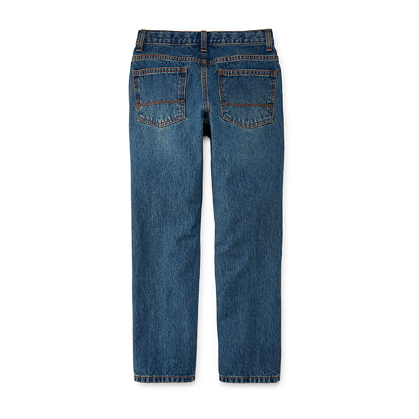 Arizona Flex Little & Big Boys Stretch Straight Leg Jean