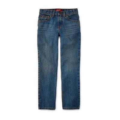 Arizona Flex Little & Big Boys Straight Original Fit Jean