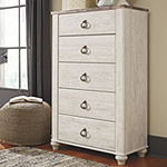 Signature Design by Ashley® Smithfield Five Drawer Chest