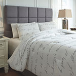 Signature Design by Ashley® Adrianna 3-Piece Comforter Set