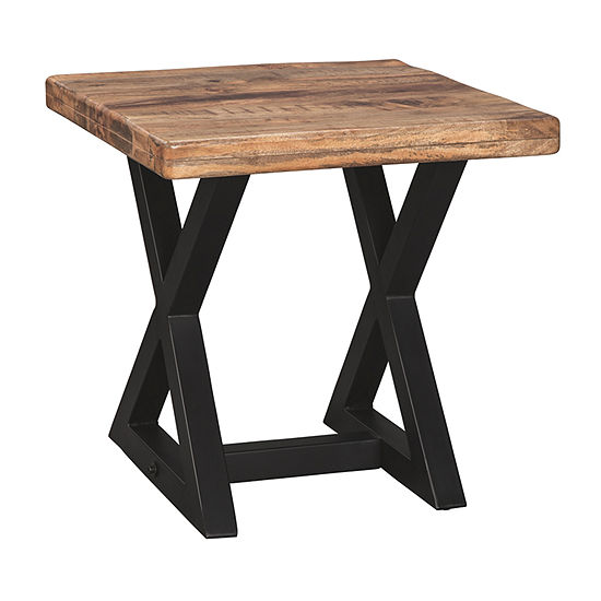 Signature Design by Ashley® Wesling Square End Table