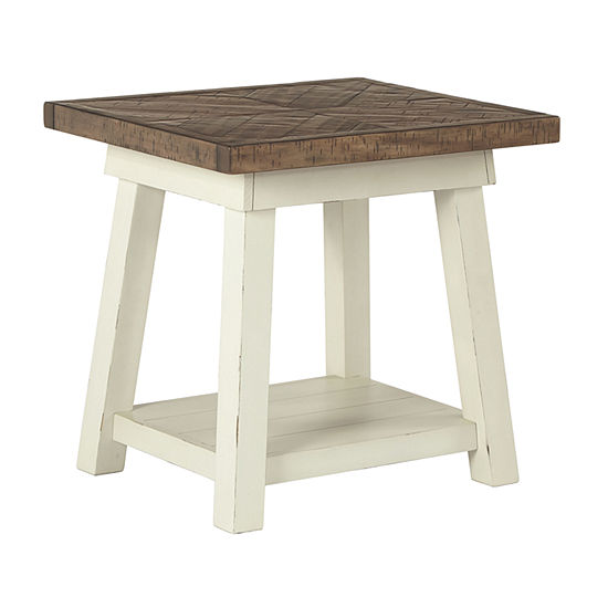 Signature Design by Ashley® Stownbranner Rectangular End Table
