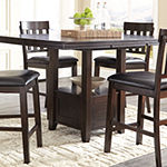 Signature Design by Ashley® Towson Counter Height Dining Room Table