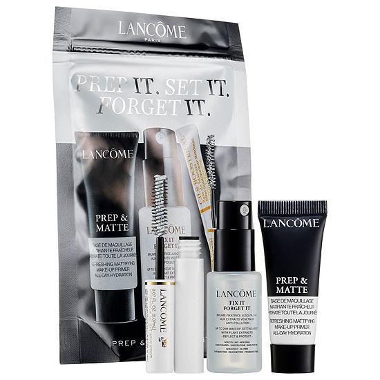 Lancôme Prep It. Set It. Forget It. Kit