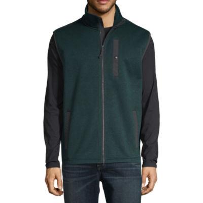 St. John's Bay Sweater Fleece Vest