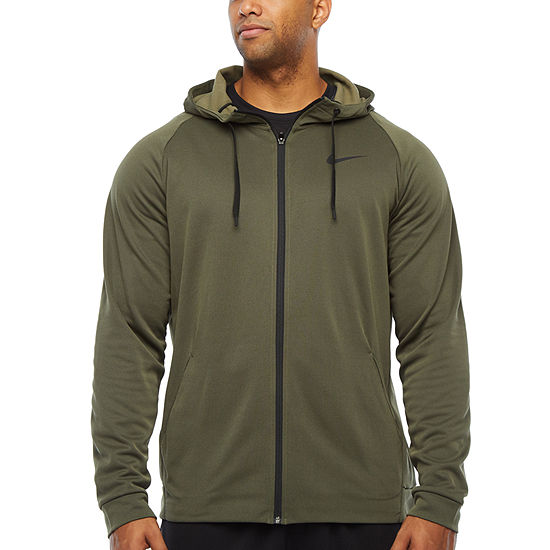 Nike Big and Tall Mens Hooded Neck Long Sleeve Sweatshirt
