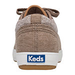 Keds Womens Center Round Toe Slip-On Shoe
