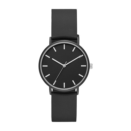 Womens Black Strap Watch Fmdjo159