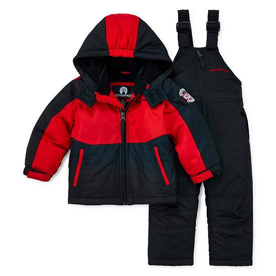 Weatherproof Winter-Baby Boys Heavyweight Snow Suit