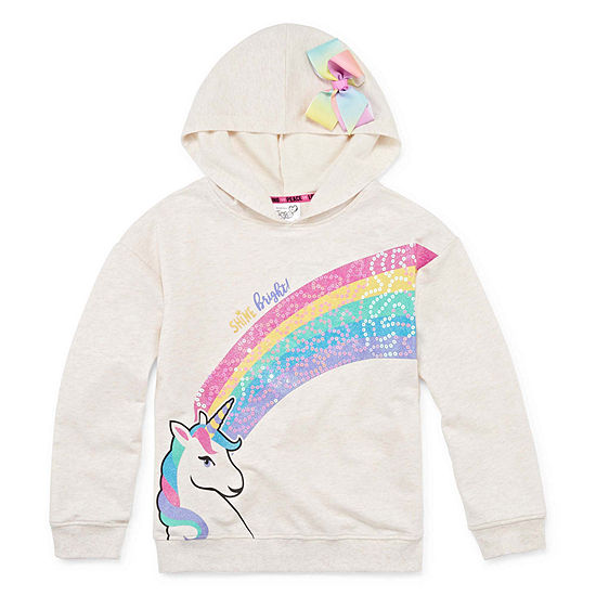 Jojo Siwa Girls Hoodie - Preschool / Big Kid