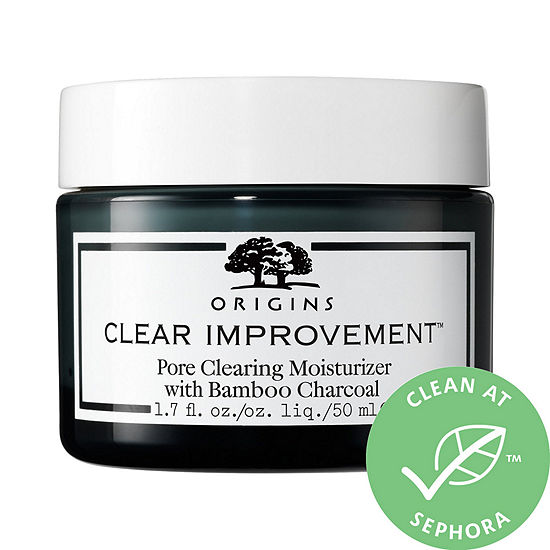 Origins Clear Improving Pore Clearing Moisturizer with Bamboo Charcoal