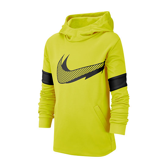 Nike Performance Fleece Boys Hoodie-Big Kid