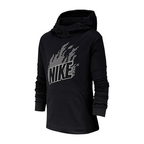 Nike Performance Fleece Big Boys Hoodie