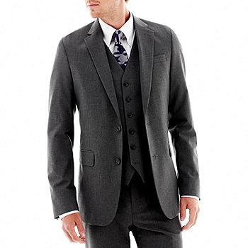 JF J. Ferrar 360 Stretch Slim Fit Suit Jacket