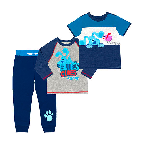 Nickelodeon Toddler Boys Paw Patrol 3-pc. Pant Set