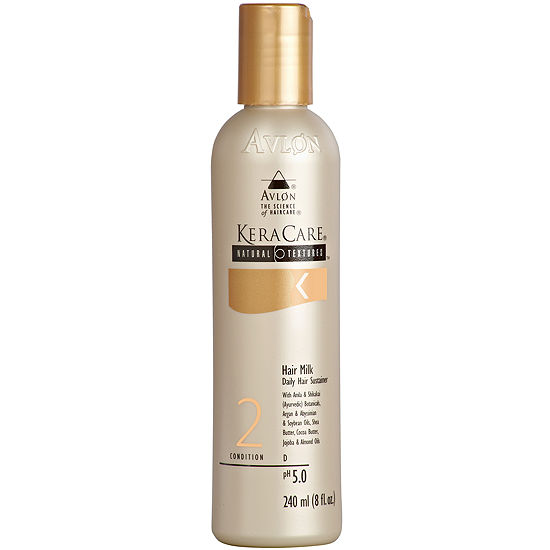KeraCare® Natural Textures Hair Milk - 8 oz.