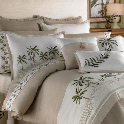 """Croscill Classics® Sanibel 18"""" Square Fashion Decorative Pillow"""
