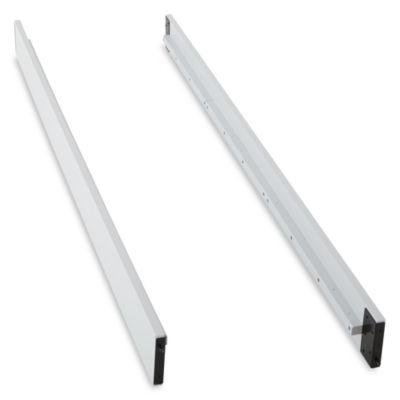 Savanna Grayson Crib Conversion Rails - Light Gray