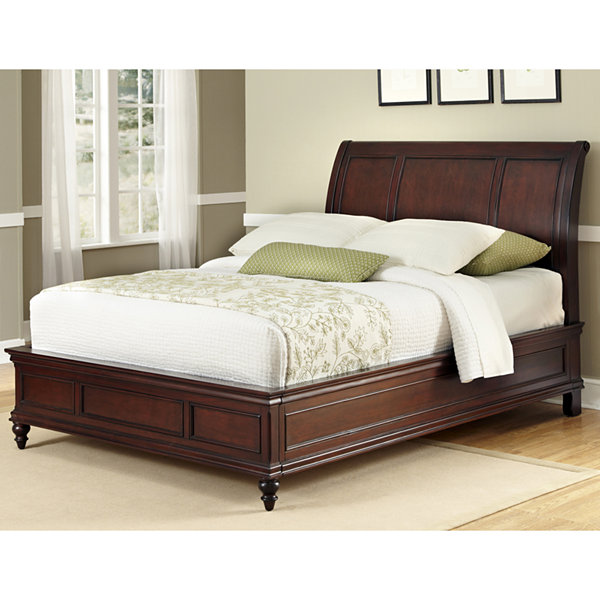 Roxberry Sleigh Bed