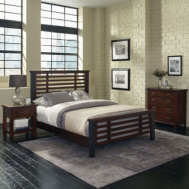 jcpenney.com | Mountain Lodge Metal Post Bedroom Collection