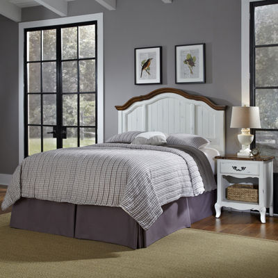 Beaumont Headboard and Nightstand Set