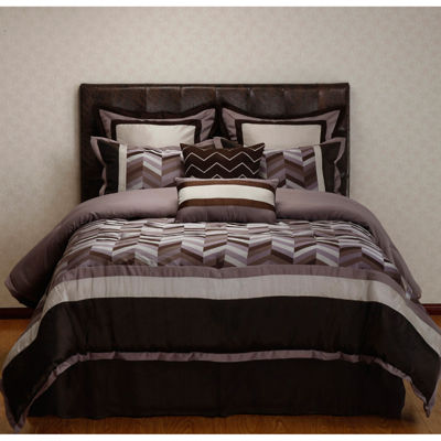 Options:32™ Jonathan 8-pc. Reversible Comforter Set