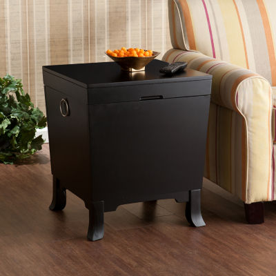 Sadler Trunk End Table
