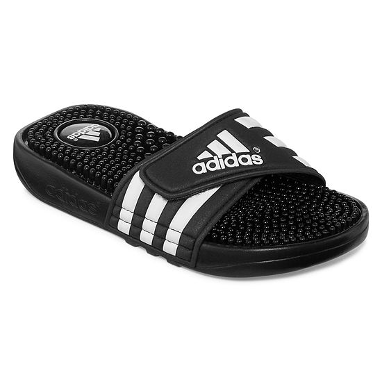 239aaca73dfb adidas® Adissage Kids Slide Sandals - Little Kids Big Kids - JCPenney