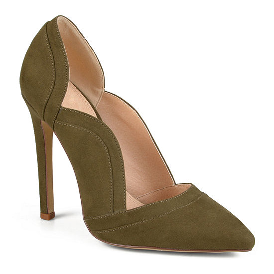 Journee Collection Womens Adley Dress Pumps