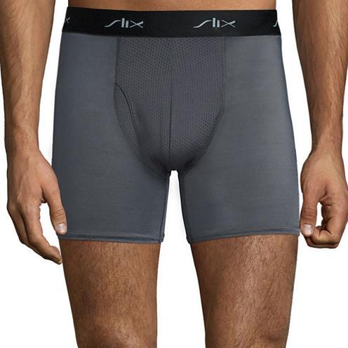 Slix® Performance Boxer Briefs - Big & Tall