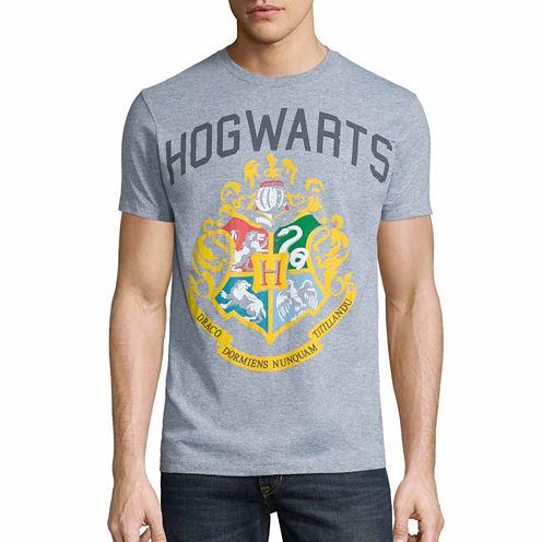 Short-Sleeve Harry Potter Hogwarts Tee