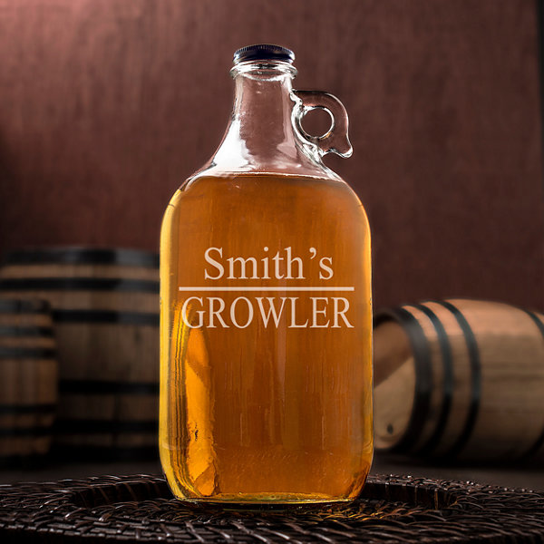 Cathy's Concepts Beer Growler