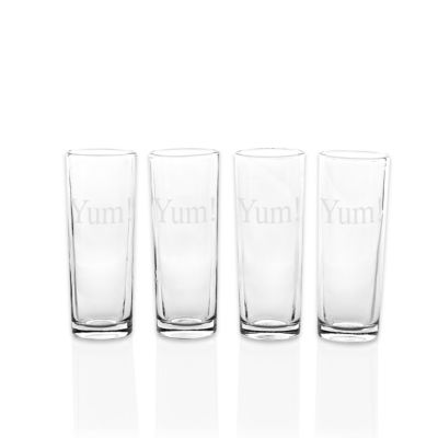 Cathy's Concepts Yum! 4-pc. Shot Glass