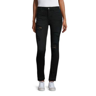BELLE + SKY™ Destructed Skinny Pants