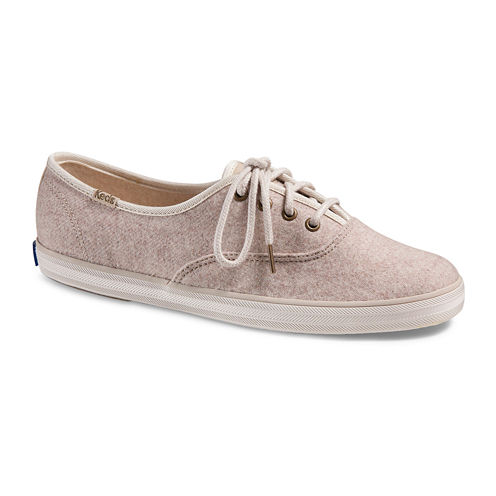Keds® Champion Wool Lace-Up Sneakers