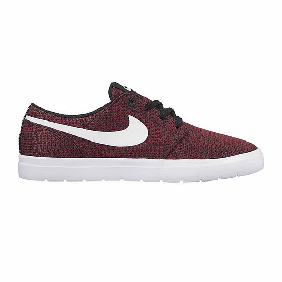 Nike Lace Up Skate Shoes Big Kids Boys